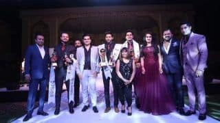 Ankur Gautam, 25, Wins Mr India Manhunt 2018 Title