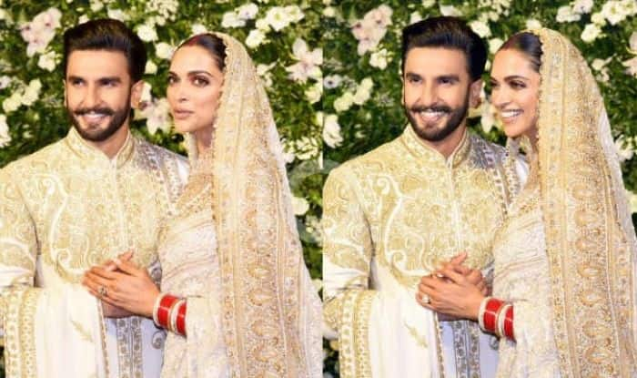 Check out the first glamorous look of DeepVeer from Mumbai reception