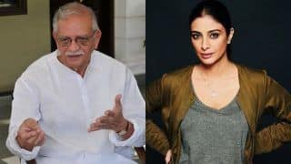 Tabu Desperately Wishes to Work With Veteran Lyricist-Poet Gulzar Once Again