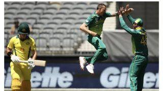 डेल स्टेन ने बिगाड़ा ऑस्ट्रेलिया का 'आगाज', एक ओवर से तय कर दिया मैच का 'मिजाज'