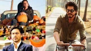 Happy Birthday Shah Rukh Khan: 5 Times King of Romance Dared to be Different And Proved That He is His Own Competition