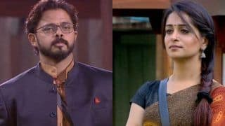 Bigg Boss 12 November 28 Written Update: Sreesanth Calls Rohit 'Piece of S**t' And Tries to Hit Him