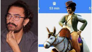 अब Google Map पर आमिर खान दिखाएंगे रास्ता, गधे पर सवारी करते दिखेंगे