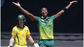 एडिलेड वनडे में रबाडा की 'रफ्तार' ने तोड़ी ऑस्ट्रेलिया की 'रीढ़', एक के बाद एक किए 4 शिकार
