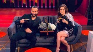 Koffee With Karan 6: Sara Ali Khan Reveals Amrita Singh Dressed Her For Saif Ali Khan And Kareena Kapoor's Wedding
