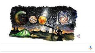 Children's Day के मौके पर Google ने बनाया Doodle, इस बच्चे ने तैयार किया है डिजाइन
