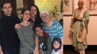 Life In A... Metro Actor Nafisa Ali Diagnosed With Peritoneal Ovarian Cancer; See Pic