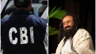 विवादों में घिरी सीबीआई श्री श्री रविशंकर के आर्ट ऑफ लिविंग की शरण में पहुंची