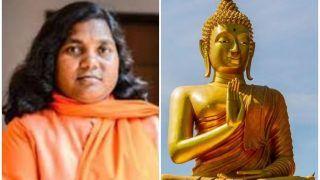 अयोध्या भगवान बुद्ध का स्थान, विवादित स्थल पर लगाई जाए 'तथागत बुद्ध' की प्रतिमा: भाजपा सांसद