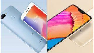 Xiaomi Redmi 6 और 6A के बढ़े दाम, अब इतने रुपए में मिलेेंगे ये स्मार्टफोन