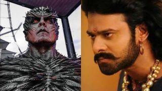 Rajinikanth And Akshay Kumar's 2.0 Beats Prabhas Starrer Baahubali Ahead of Its Release, Read Details