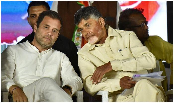 Telangana Assembly Election 2018: Chandrababu Naidu Says KCR, BJP Playing Collusion Politics