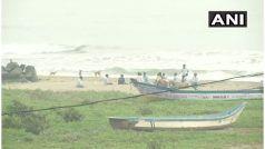 मुश्किल: तमिलनाडु और पुदुचेरी में चक्रवाती तूफान संभावना, 25 नवंबर को तट कर सकता है पार