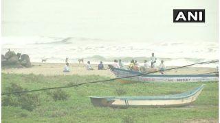 आज तमिलनाडु पहुंचेगा तूफान गाजा, भारी बारिश की आशंका, स्कूल कॉलेज बंद, सेना अलर्ट पर