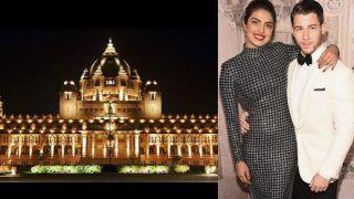 Everything You Need to Know About Priyanka Chopra And Nick Jonas' Wedding Destination, Umaid Bhawan Palace