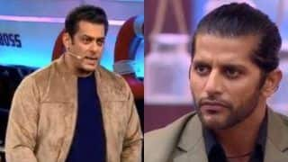 Bigg Boss 12: Salman Khan Says he Will Not Talk to Karanvir Bohra on The Show Post Teejay Sidhu Slamming The Makers
