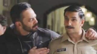 Simmba: Ranveer Singh Shares an Emotional Video For Rohit Shetty, Trailer to Release on December 3