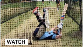 WATCH: स्टार्क, कमिंस और हेजलवुड ने स्टीव स्मिथ का किया बुरा हाल, टीम इंडिया का क्या होगा ?