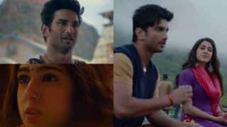 Kedarnath Trailer Out: Sara Ali Khan Proves She is in the Industry to Stay, Sushant Singh Rajput Impresses Once Again
