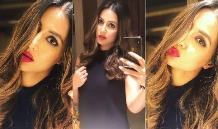 Hina Khan S Latest Instagram Pictures Is All About Perfect Lighting