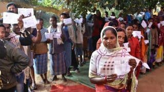 Chhattisgarh Assembly Election 2018: 60-70 Per Cent Electorate Cast Their Votes in First Phase Amid Naxal Violence