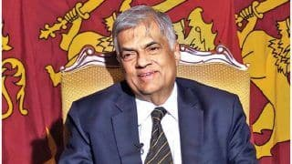 Sri Lanka Parliament Passes Vote of Confidence on Ousted Prime Minister Ranil Wickremesinghe