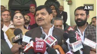 अयोध्या में धर्म संसद: शिवपाल की गवर्नर से अपील, स्थिति नियंत्रण में रखने का सरकार को दें आदेश