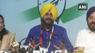 Navjot Sidhu Gets Permission From Centre to Visit Kartarpur on Nov 9