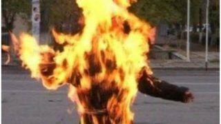 नागरिकता कानून के विरोध में खुद को आग लगाने वाले बुजुर्ग की मौत, हताशा में किया था आत्मदाह