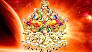 रविवार के दिन करें सूर्यदेव की पूजा, पढ़ें ये मंत्र, सफलता कदम चूमेगी