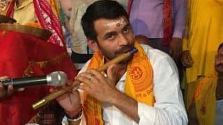 Now, Tej Pratap Yadav to Field His Candidate From Jehanabad Against RJD
