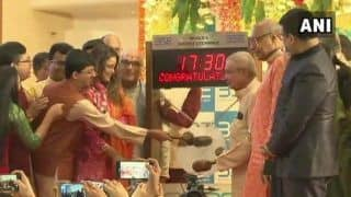 It's Happy Diwali on Dalal Street: Sensex Ends 246 Points Higher in Mahurat Trading