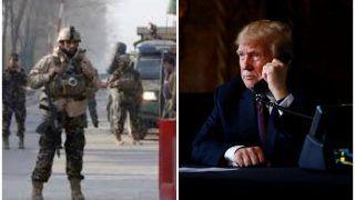 राष्ट्रपति ट्रंप कर सकते हैं अफगानिस्तान का दौरा, अमेरिकी सैनिकों से मुलाकात की संभावना !