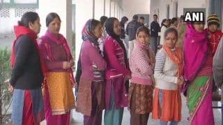 Uttarakhand Local Body Elections: 14.15% Voting Recorded in Rudrapur Till 10 AM
