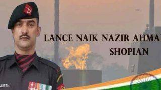 आतंकवादी से आर्मीमैन बने नाजिर इस साल हुए थे शहीद, मरणोपरांत मिलेगा अशोक चक्र