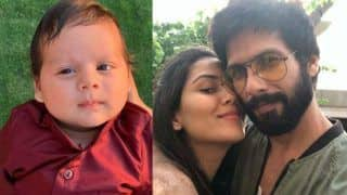 Mira Kapoor Shares Shahid Kapoor And Her Newborn Son Zain Kapoor's First Picture, His Pic is Winning The Internet, Check