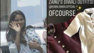 Shahid Kapoor And Mira Rajput's Son Zain Kapoor Will Wear This on His First Diwali- See Details