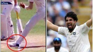 'फ्रंट फुट नो बॉल' पर इशांत शर्मा ने ली चुटकी, हमसे ज्यादा चिंतित तो ऑस्ट्रेलियाई मीडिया है