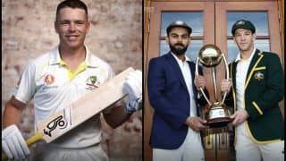 Australia Announce Their Playing XI for 1st Test at Adelaide Against Virat Kohli's India; Marcus Harris to Make Debut, Mitchell Marsh Dropped