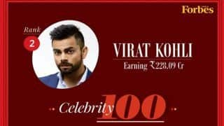 Forbes India Celebrity 100 List: Salman Khan at No 1, Followed by Virat Kohli, Consistent Sachin Tendulkar in Top 10 Again, Full List Here