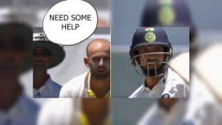 2nd Test Australia vs India Perth: Nathan Lyon Offering Help to Ishant Sharma Will Increase Your Respect For The GOAT | WATCH