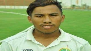 Manipur Pacer Rex Singh Emulates Anil Kumble's Historic Feat, Scalps Ten wickets in an Innings Against Arunachal Pradesh in Cooch Behar U-19 Trophy Match | WATCH