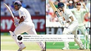 Australia vs India 3rd Test Melbourne: KL Rahul Gets Trolled After Mayank Agarwal Impresses on Boxing Day Debut