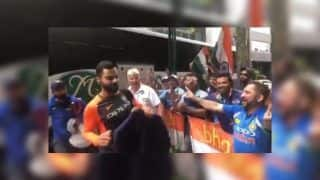 India vs Australia 3rd Test Melbourne: India Captain Virat Kohli Dances With Bharat Army After Historic 137-Run Win at MCG | WATCH