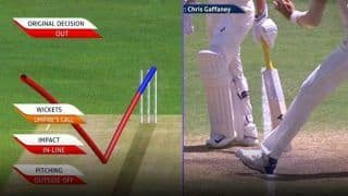1st Test Adelaide: Ishant Sharma Gets Aaron Finch Off a No-Ball After Review Confirmed Bowler Overstepped | WATCH