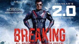 2.0 Hindi Version Box Office Collection Day 8: Rajinikanth, Akshay Kumar Movie Touches Rs 139.75 Crore