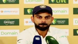 India vs Australia 3rd Test Melbourne: 'I do Not Want to Face Jasprit Bumrah', Says Virat Kohli at Post Match Press Conference