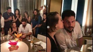 Happy Birthday Yuvraj Singh: Cricketer Celebrates With Zaheer Khan, Hazel Keech, Sagrika Ghatge And Friends | SEE PICS