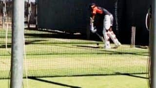 2nd Test Australia vs India: Murali Vijay Digs Out a Yorker During Net Practice From Sanjay Bangar at Perth | WATCH
