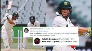 Australia vs India 2018 1st Test: Travis Head-Tim Paine Batting Together Against Virat Kohli's India, 'Head-Paine' Jokes Create Social Buzz